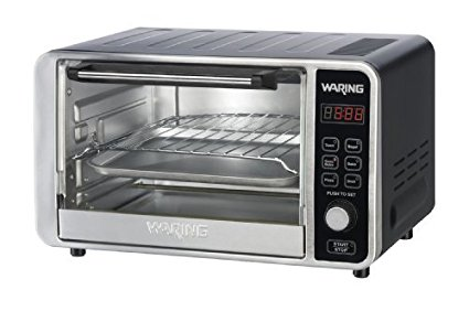 Waring Pro TCO650 Digital Convection Oven (Certified Refurbished)