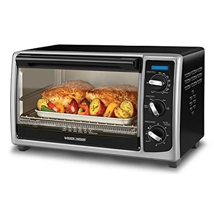 BLACK+DECKER TO1485B Countertop Oven